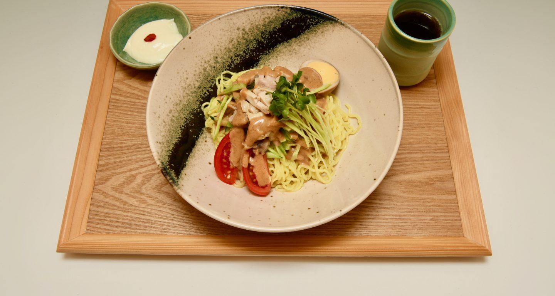 芝麻醬 冷麺
