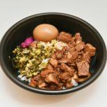 台湾人のソウルフード。日本人の嗜好に合わせた味付けの豚丼です。 サムネイル画像