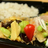 煮豚夏野菜添え サムネイル画像