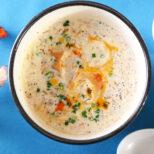 豆乳スープ サムネイル画像