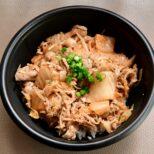 豚キムチ丼 サムネイル画像
